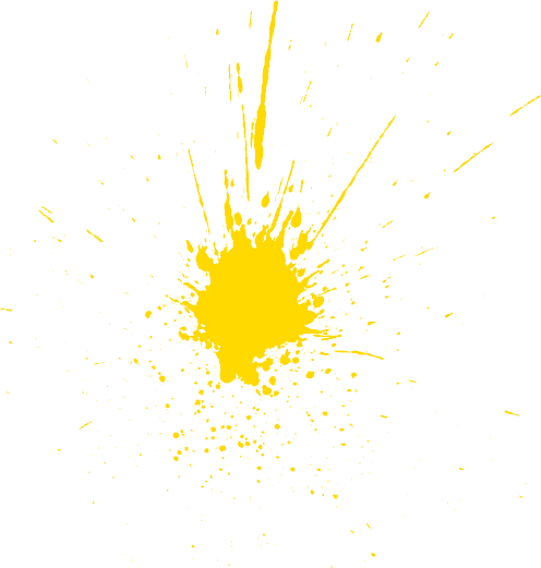 SDD-Splatters1Yellow